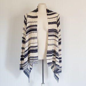 Bell Sleeved Boho Sweater (M/L)